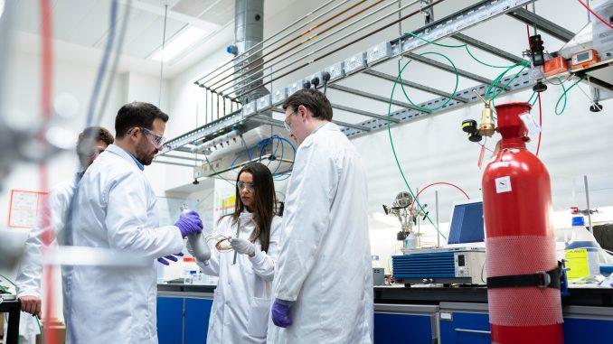 British Gas Scientific Services